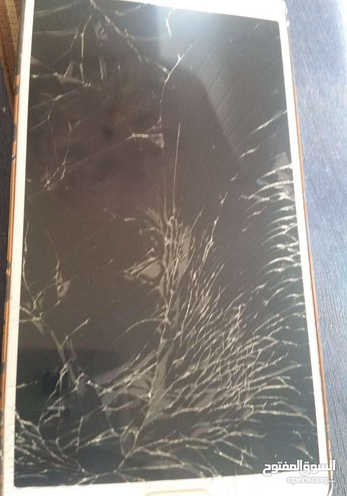 نوت 3 مكسورة الشاشة للبيع