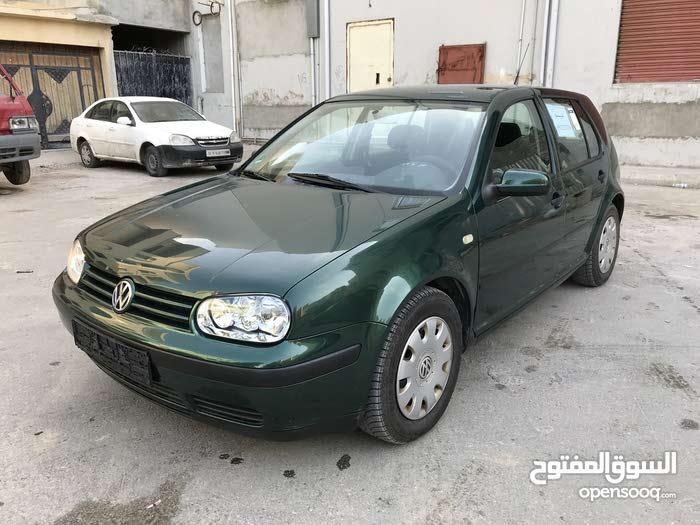 For sale Volkswagen Golf car in Tripoli