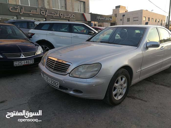 Mercedes Benz S 320 1999 For sale - Grey color