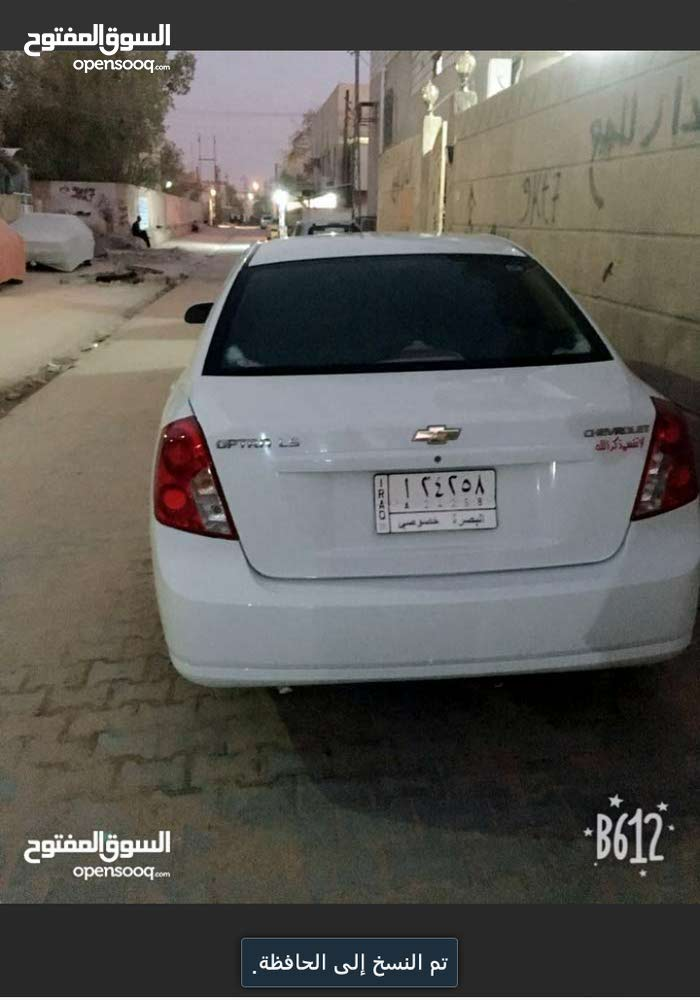 Chevrolet Optra 2012 - Automatic