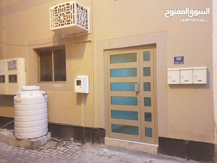 للإيجار شقة 2 غرفة في الطابق الاول مع الكهرباء في القضيبية 250 د.ب