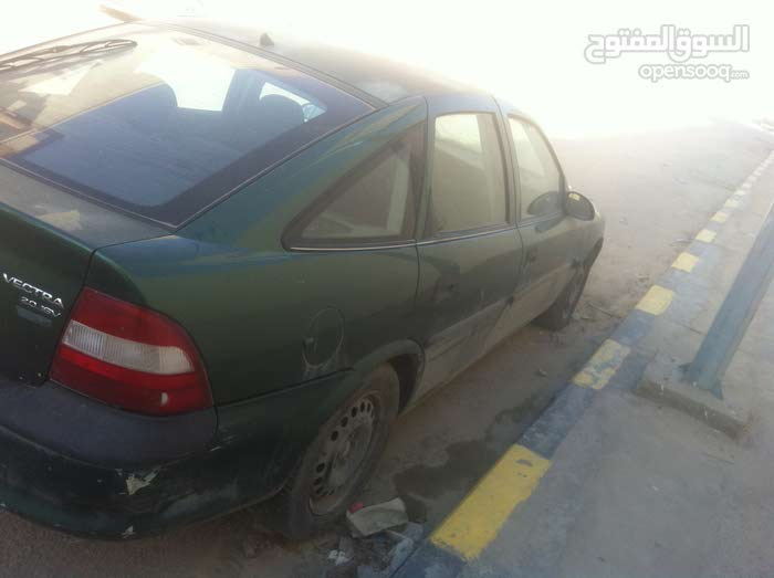 Opel Vectra 1998 - Used