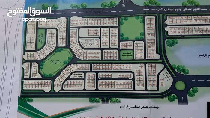 فرصة بالحي الراقي ببرج العرب الجديدة