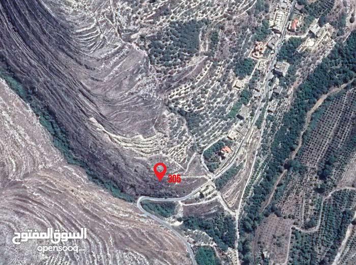 ارض 12000م للبيع في وادي الليمون- جزين