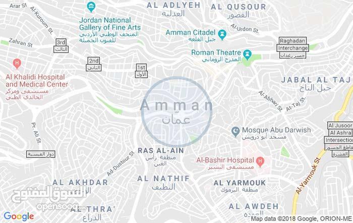 شقة مفروش للبيع الجامعة الاردنية اول طلوع نيفين خلف الماكدونلز