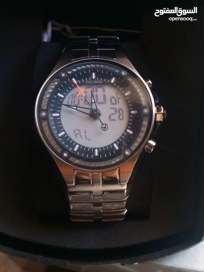 ساعة سيكتور خرونغراف دبل ساعةموديل 2010 جديدة