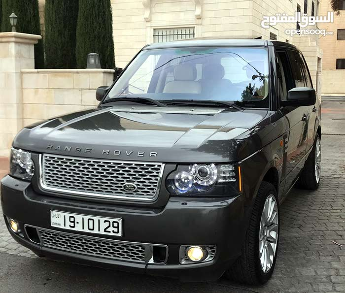 Automatic Land Rover 2005 for sale - Used - Amman city