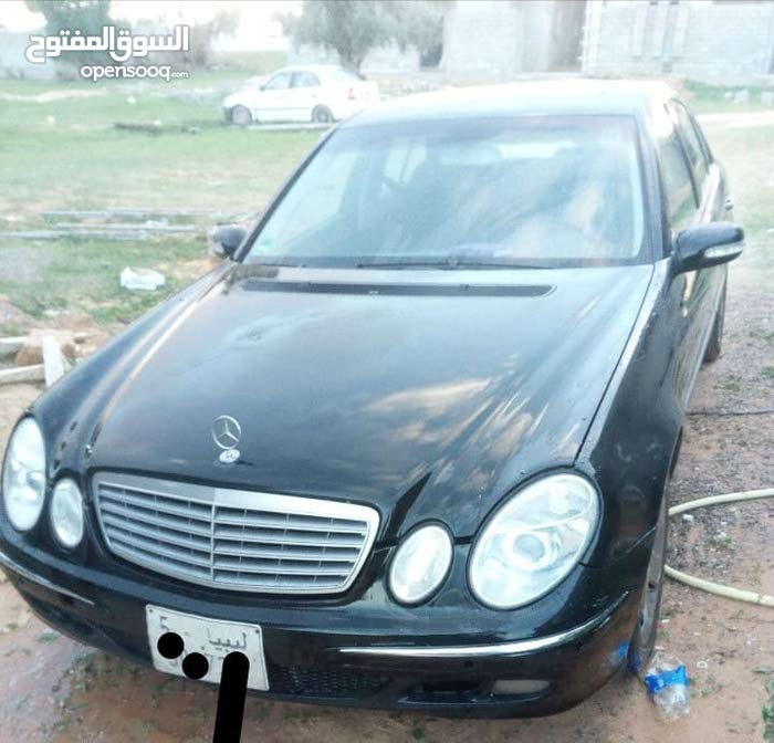 2004 Used E 200 with Automatic transmission is available for sale