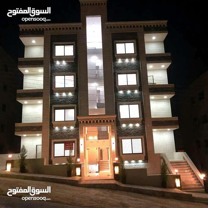 شقق في طبربور يتوفر جميع الطوابق منطقة الخزنه 134 م تبدأ الاسعار من 44 الف