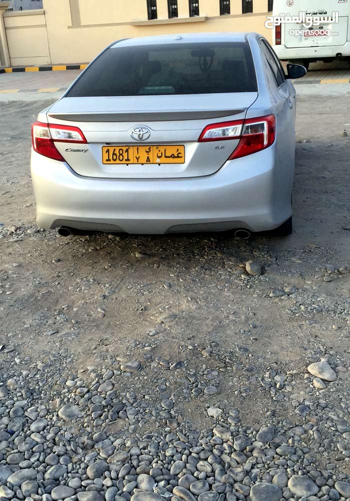 Toyota Camry car for sale 2012 in Barka city