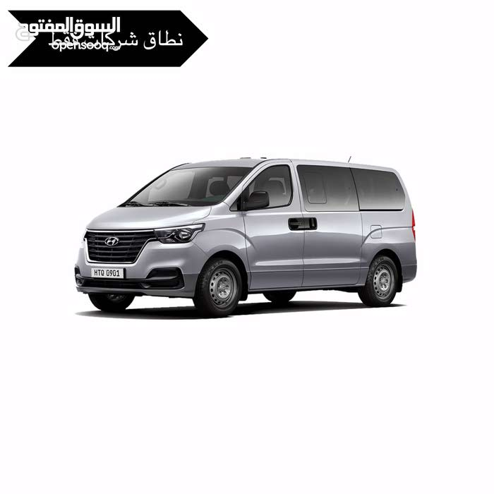 Hyundai H-1 Starex 2019 For Rent - Silver color