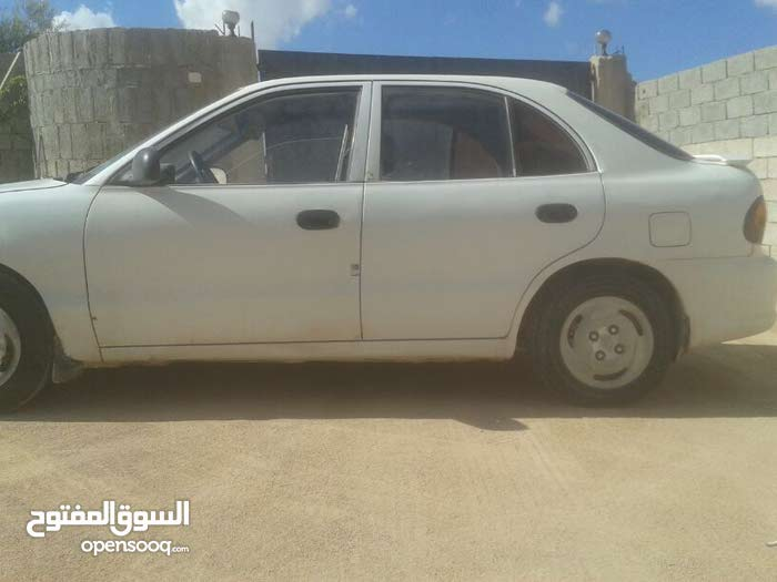 Used 1996 Accent in Misrata