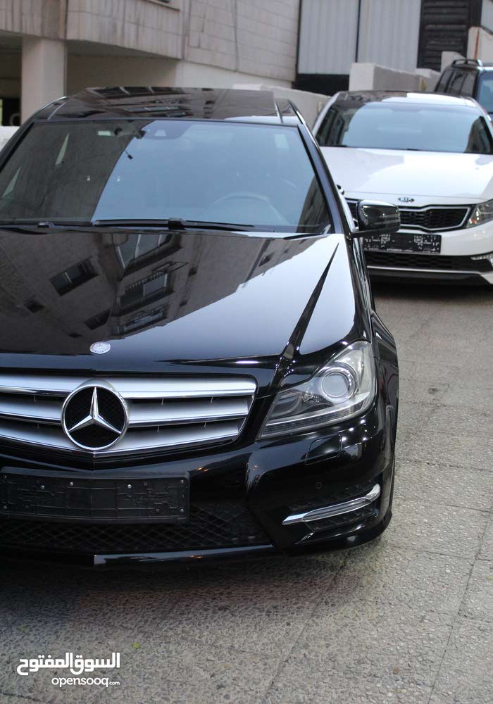 40,000 - 49,999 km mileage Mercedes Benz C 200 for sale