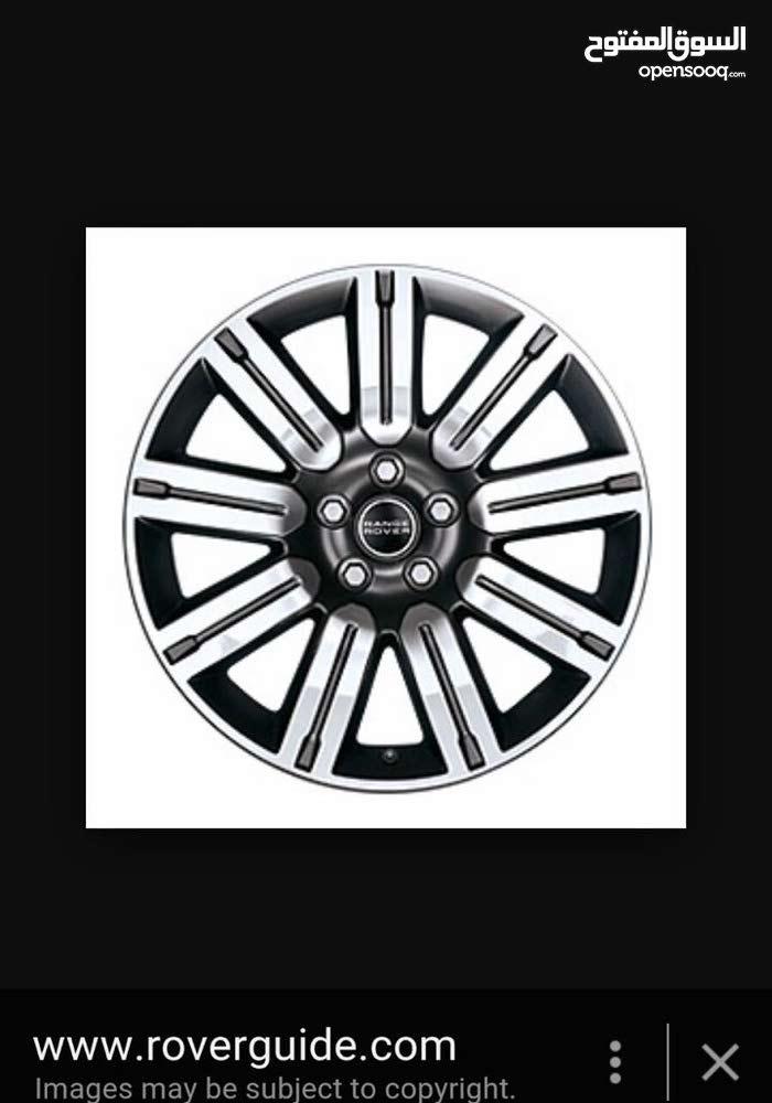 جنط رينج روفر جميع الاشكال للبيع range rover wheels