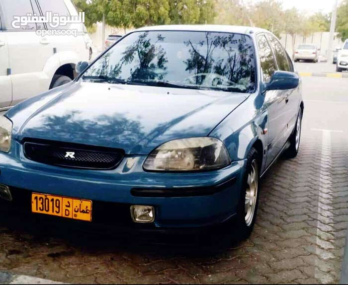 Honda Civic car for sale 1998 in Saham city