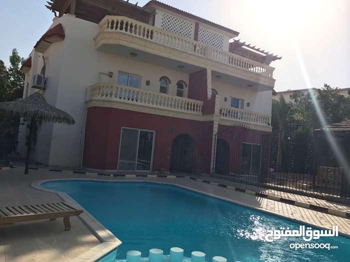 two villas in Mubarak 6