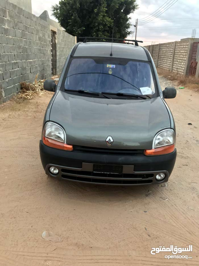 For sale Renault Express car in Tripoli