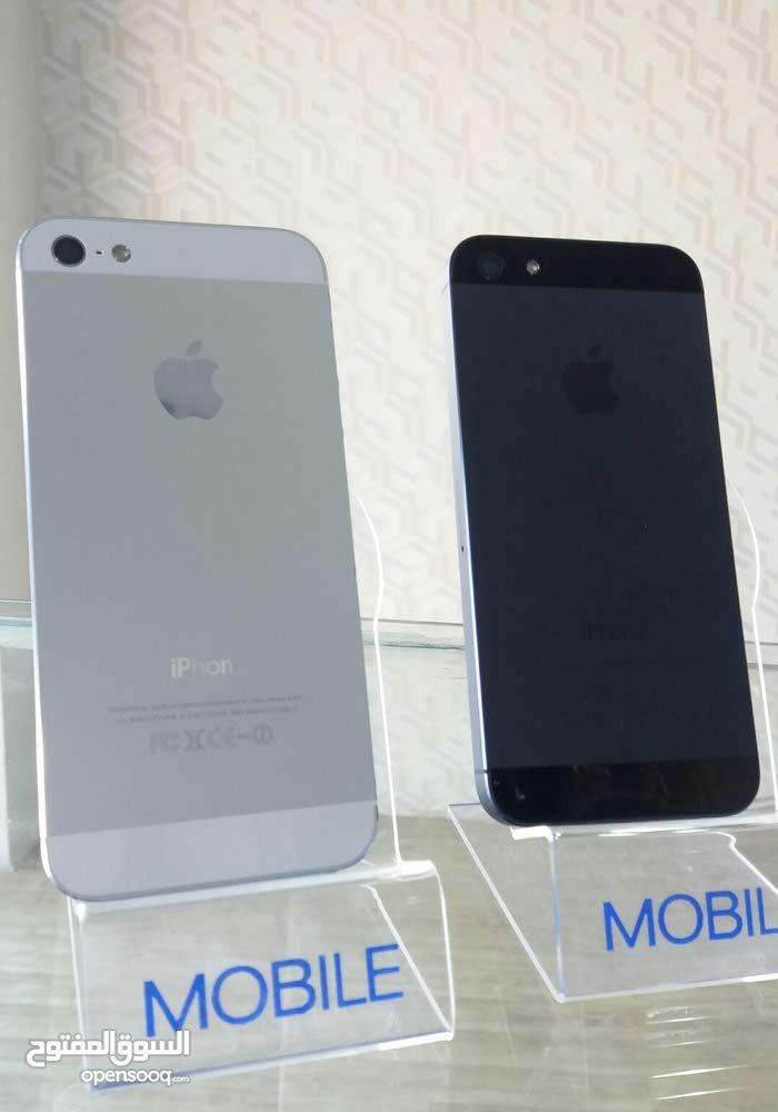 اقل سعر حتي الان ايفون 5 العادي ذاكرة 32GB بسعر ممتاز