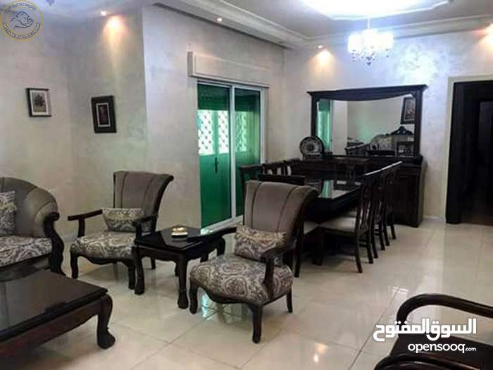 Khalda neighborhood Amman city -  sqm apartment for sale