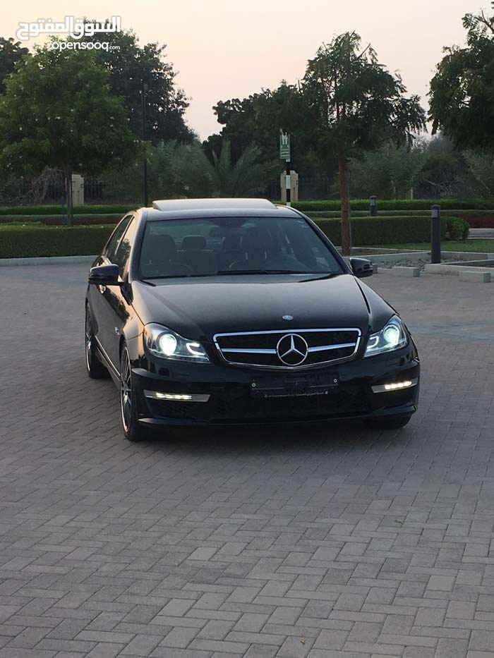 Used condition Mercedes Benz C 300 2012 with  km mileage