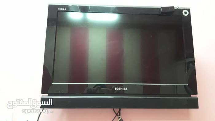Toshiba TV of Used condition Other