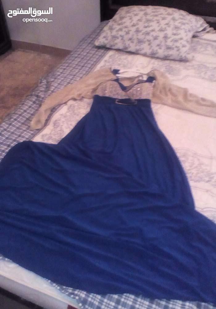 فستان جديد بالتجاكه متاعه