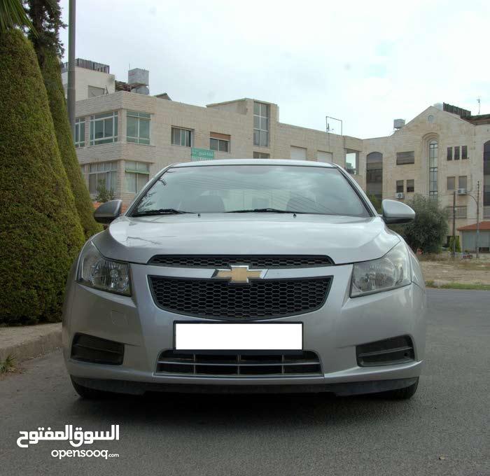 Chevrolet Cruze 2010 Manual Gear /   شيفروليه كروز 2010 جير عادي