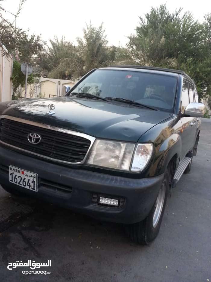 Toyota Land Cruiser Used in Muharraq