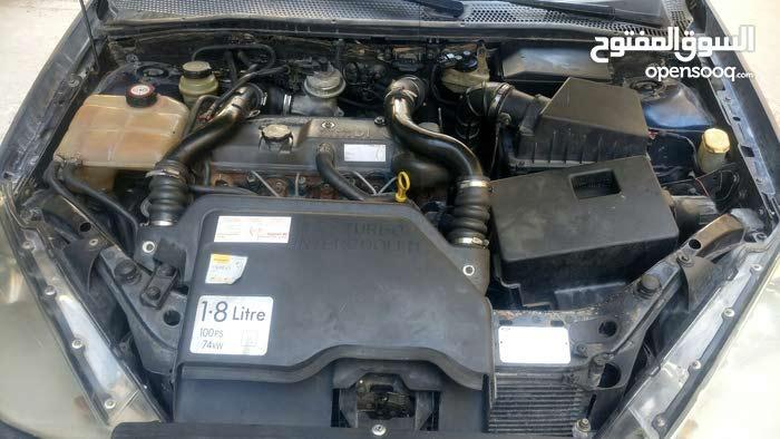 ford focus diesel model 2002