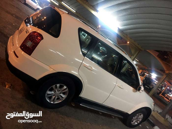 SsangYong Rexton 2014 For sale - White color