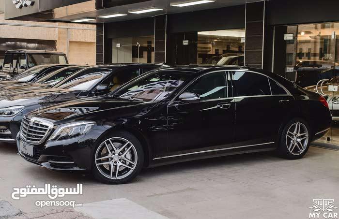 Mercedes Benz S400 2014