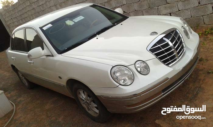 120,000 - 129,999 km Kia Opirus 2006 for sale