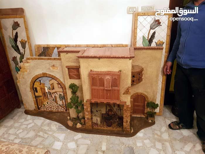 مجسمات و لوحات حجريه مميزه handmade