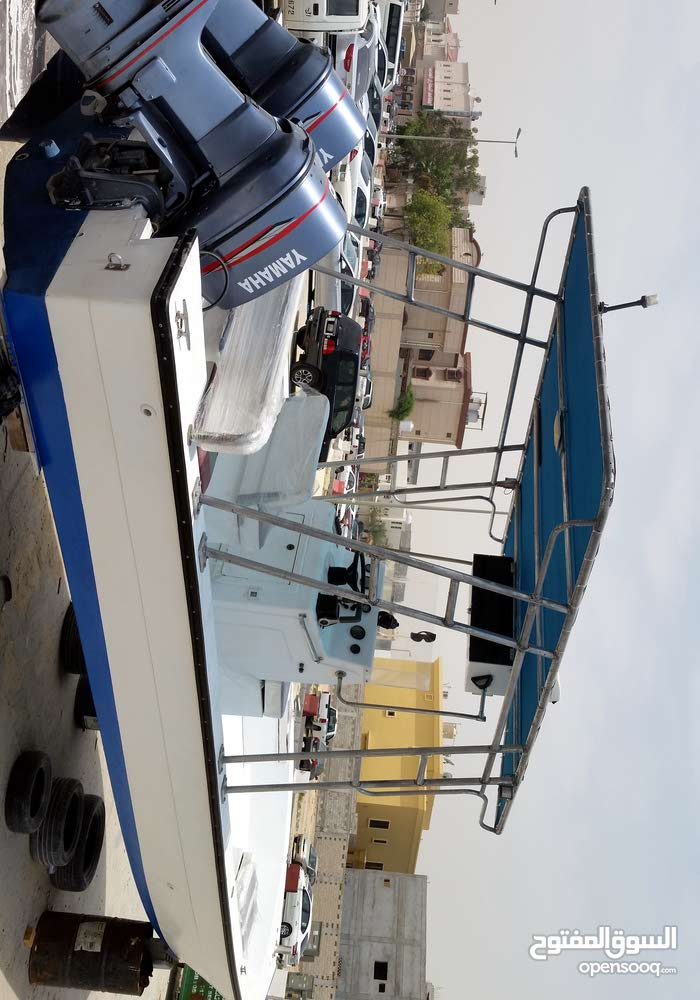 Motorboats Used is up for sale in Jeddah