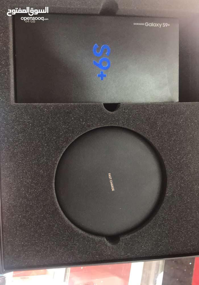 جالاكسي S9+ جديد مسكر كفالة
