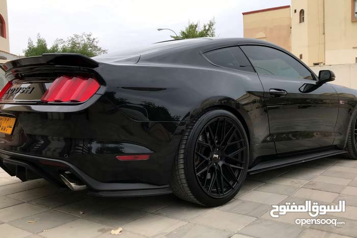 km mileage Ford Mustang for sale