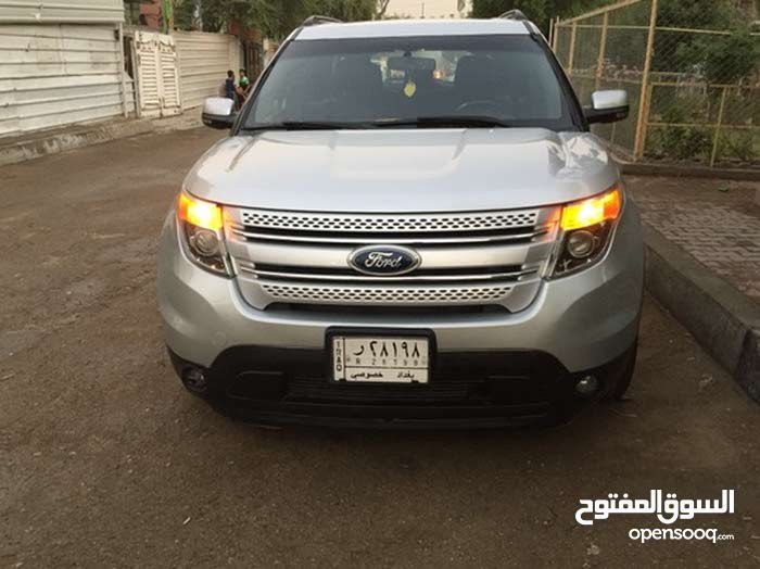 Used 2013 Explorer in Baghdad
