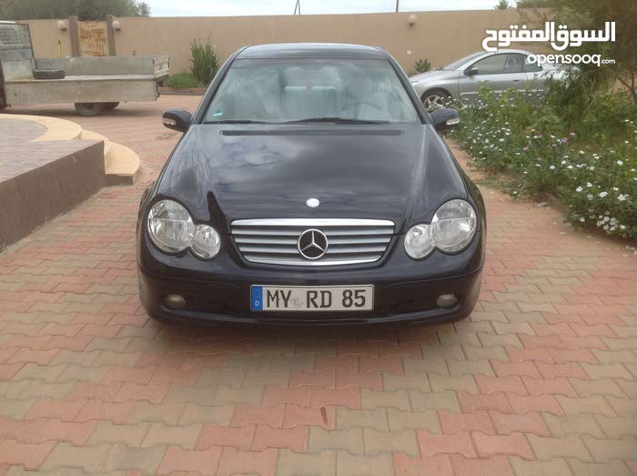 Mercedes Benz C 180 2002 - Tripoli