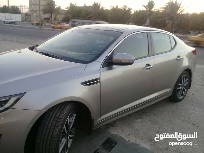 Kia Optima Used in Baghdad