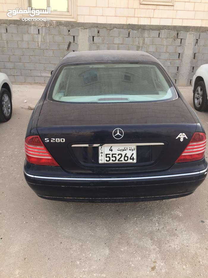 Best price! Mercedes Benz S 280 2005 for sale