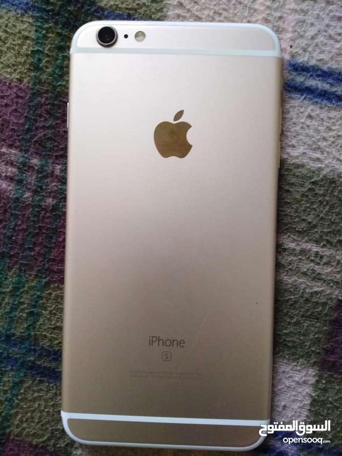 iphone 6s+ مستعمل 3 اشهر فقط