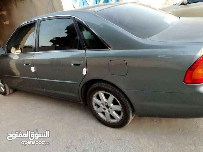Toyota Avalon 2002 For sale - Green color