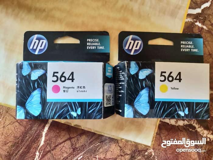 حبر طابعه اصلي رقم 564