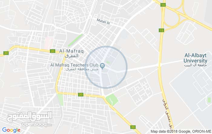 apartment in building 6 - 9 years is for sale Mafraq