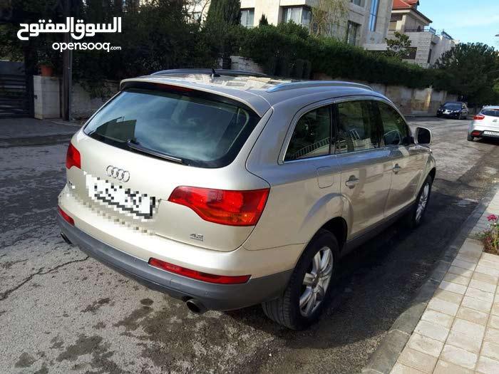 10,000 - 19,999 km mileage Audi Q7 for sale
