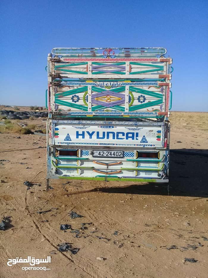 Manual White Hyundai 2014 for sale