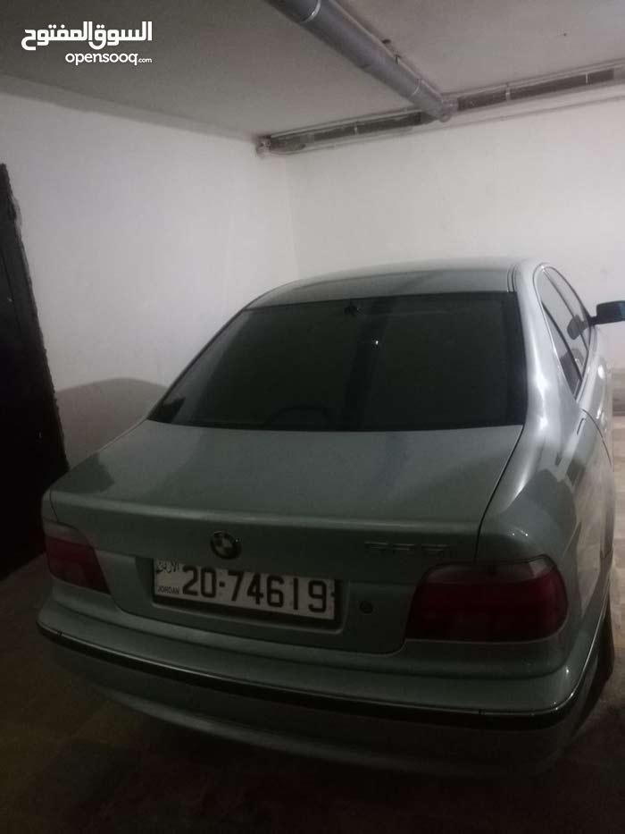 Automatic BMW 525 1997