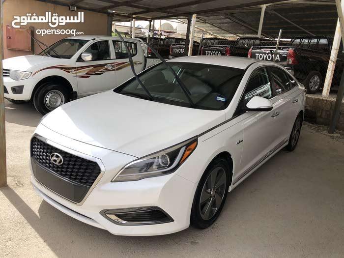 2016. Hyundai Sonata  limited