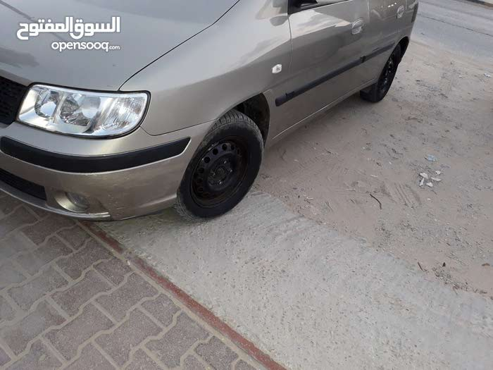 Hyundai Matrix car is available for sale, the car is in Used