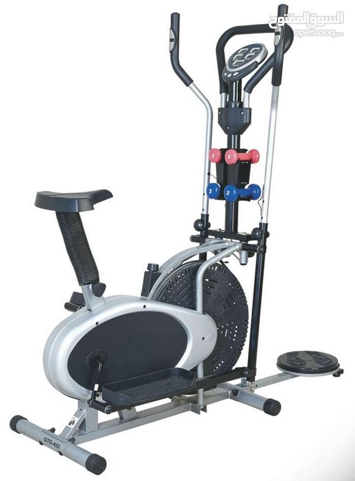 Elliptical Bike With Twister 4in1